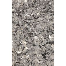 """Liora Manne Visions I Quarry Indoor/Outdoor Mat - Grey, 24"""" By 58"""""""