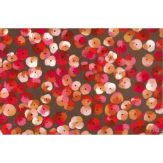 """Liora Manne Visions Iii Pansy Indoor/Outdoor Mat - Pink, 20"""" By 29.5"""""""