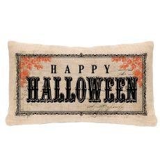Vintage Halloween 12X20 Pillow