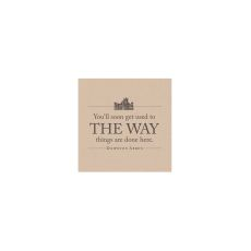 Simply Stated The Way Wall Art