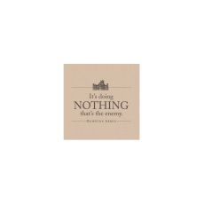 Simply Stated Nothing Wall Art