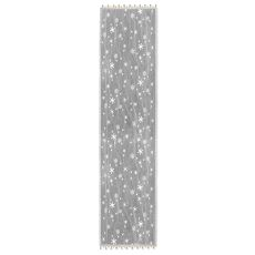 Wind Chill 14X60 Table Runner, White