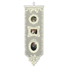 Picture Perfect Wall Hanging, Ecru