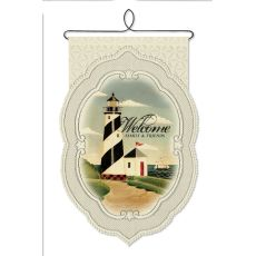 Lighthouse Welcome 12X20, Cafe