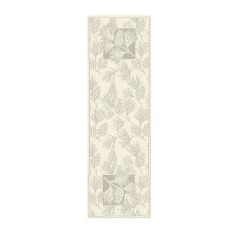 Woodland 14X45 Table Runner, Ecru
