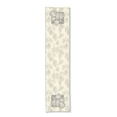 Woodland 14X60 Table Runner, Ecru