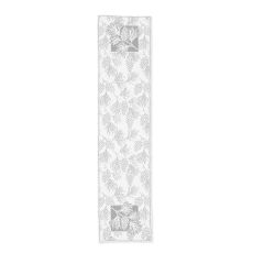 Woodland 14X60 Table Runner, White