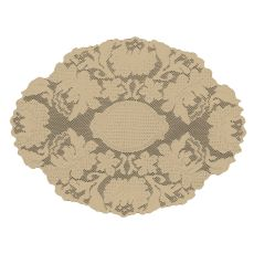 Windsor 12X16 Doily, Antique