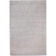 "Liora Manne Wooster Stripes Indoor/Outdoor Rug - Grey, 24"" By 8'"