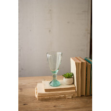 Chunky Stem Water Glass (set of 6)