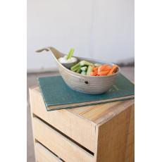 Ceramic Whale Bowl