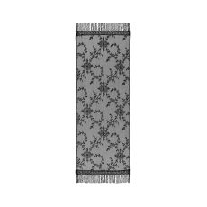 Yorkshire 20X60 Table Runner, Black