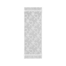 Yorkshire 20X60 Table Runner, White