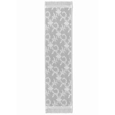 Yorkshire 20X72 Table Runner, White