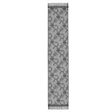 Yorkshire 20X84 Table Runner, Black
