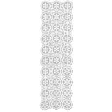 Yuletide 19X65 Mantle Table Runner