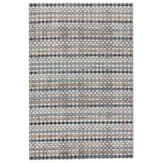 Geometric Pattern Polypropylene Zane Area Rug
