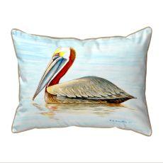 Summer Pelican Indoor/Outdoor Extra Large Pillow 20X24