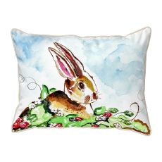 Jack Rabbit Right  Indoor/Outdoor Extra Large Pillow 20X24