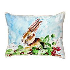 Jack Rabbit Left  Indoor/Outdoor Extra Large Pillow 20X24