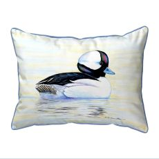 Bufflehead Duck  Indoor/Outdoor Extra Large Pillow 20X24