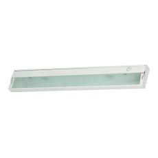 Aurora 3 Light Under Cabinet Light In White