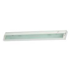 Aurora 4 Light Under Cabinet Light In White