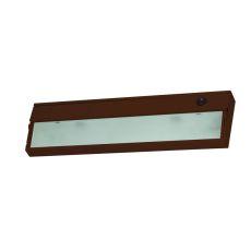 Aurora 1 Light Under Cabinet Light In Bronze