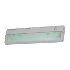 Aurora 1 Light Under Cabinet Light In Stainless Steel