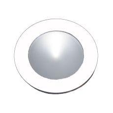 Ursa Collection 1 Light Disc Light In White