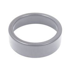 Aurora Surface Mount Collar In Stainless Steel