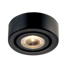 Alpha Collection 1 Light Recessed Led Disc Light In White