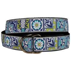 Damariscotta Pottery Design # 1 D-Ring Belt