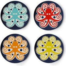 Amalfi Melamine Coasters