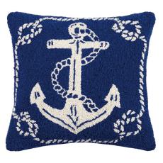 Anchor Nautical Hook Pillow