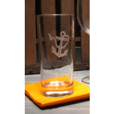 Anchor & Rope Cooler Glasses