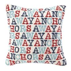 Anchor'S Away Pillow