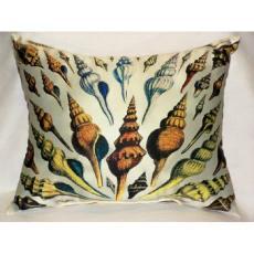 Multi-Shells Outdoor Pillow