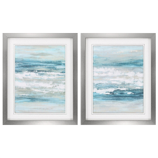 At The Shore Framed Art Set of 2