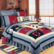 Atlantic Isle Bedding