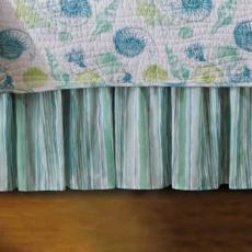 St Augustine Dust Ruffle Bed Skirt