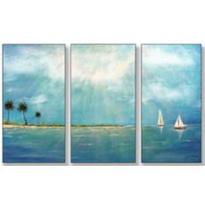 Azure Breeze Wall Art