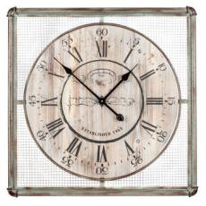 Bartow Distressed Clock