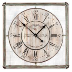 Bartow Distressed Clock