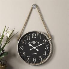 Bartram Clock with Rope