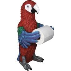 Parrot Toilet Tissue Holder