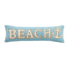 Beach Anchor Hook Pillow