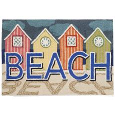 BeachFront Pastel Indoor/ Outdoor Rug