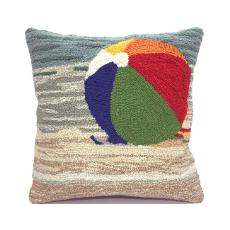 Life's A Beach Indoor Outdoor Pillow