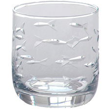 School of Fish Room Tumbler (10oz)